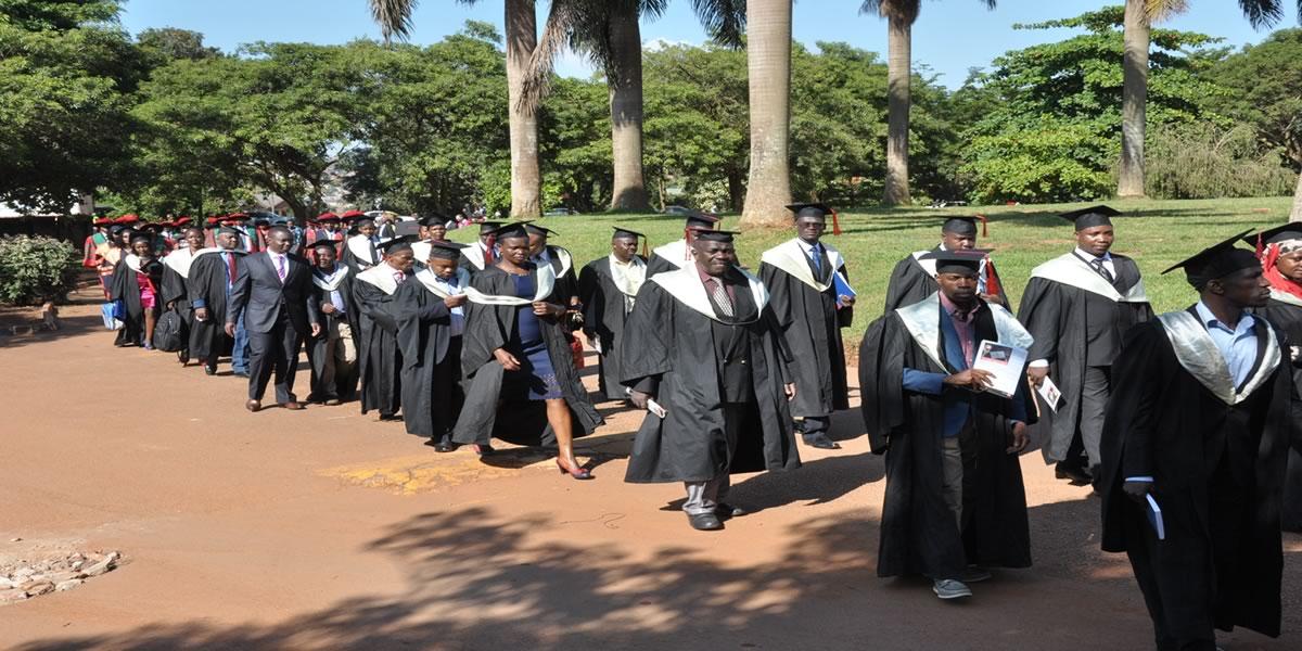 Graduation precession